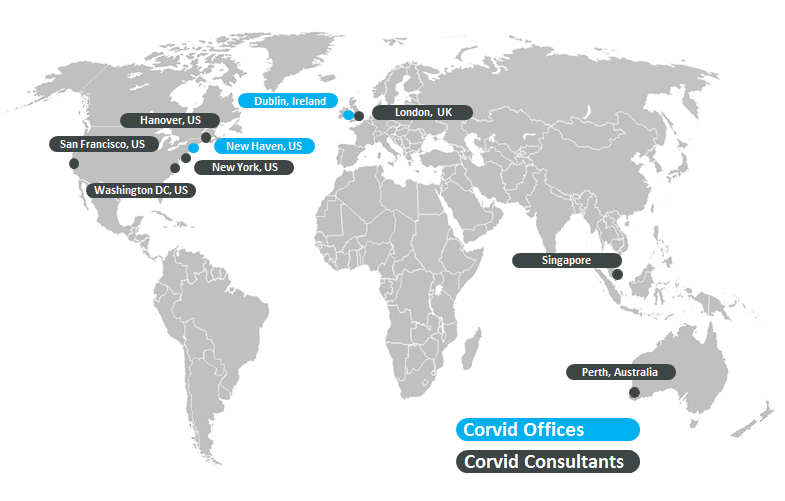 Corvid Partners locations